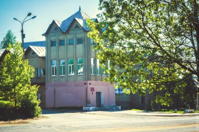 Максатихинский районный Дом культуры