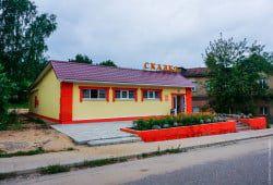 Здание магазина-кулинарии «Сказка» 28 июля 2013 год