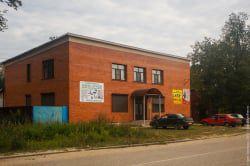 Здание магазина Техноорион