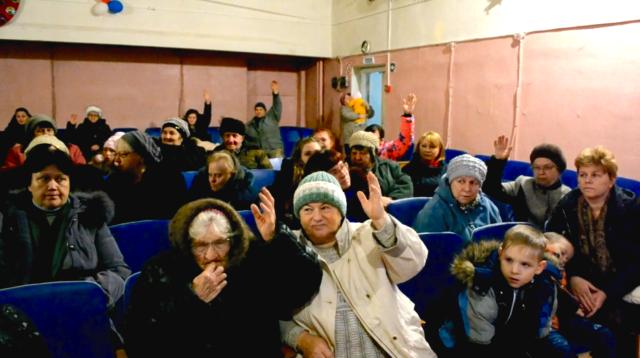 Жители посёлка Труженик выбрали проект строительства спортивной площадки