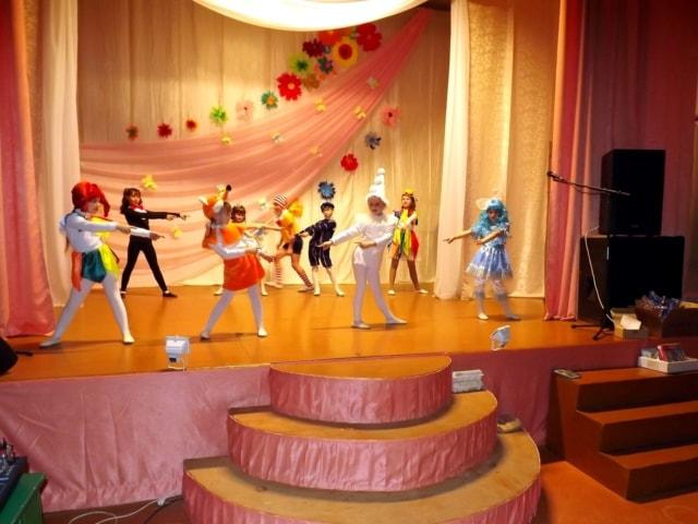 Благотворительный концерт в Зареченском Доме культуры