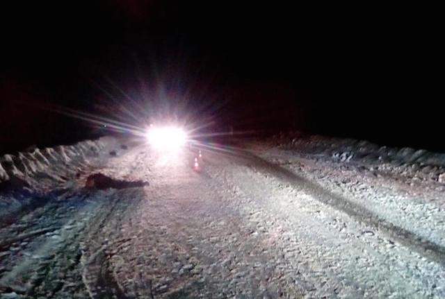 18-летний водитель сбил насмерть 78-летнего пенсионера