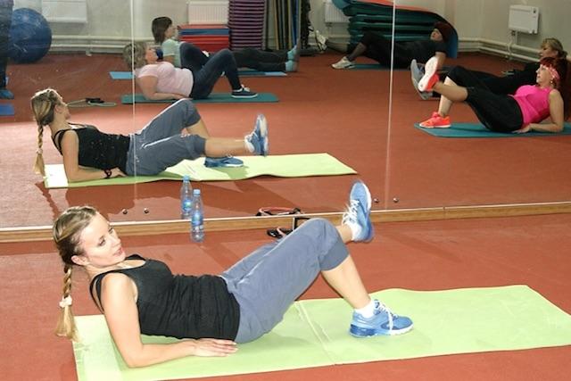 Фитнес-инструктор Дмитриева Марина