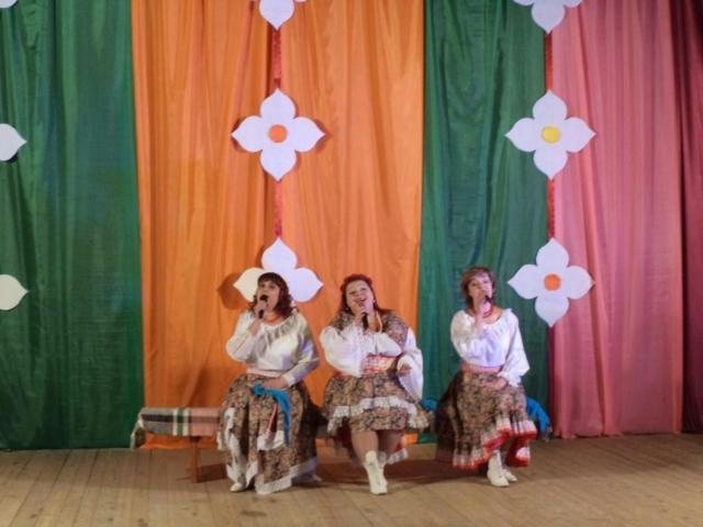 Народное трио ЛоЛеАн Максатихинского района