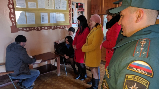 Всероссийские учения по ликвидации ЧС в Максатихинском районе