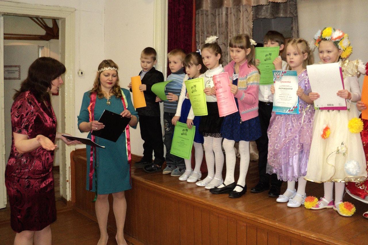 Детство конкурсы дошкольников