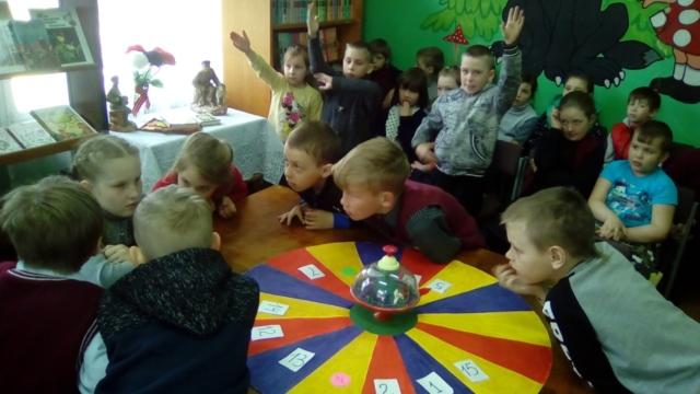 В Максатихинской детской библиотеке провели экологическую игру