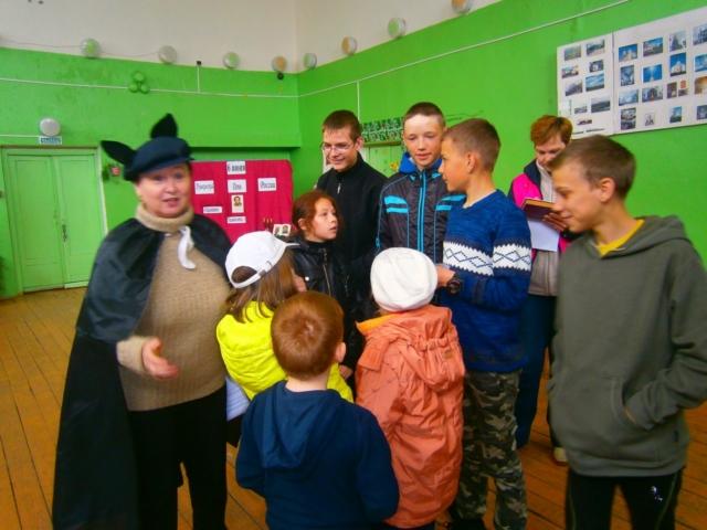 Пушкинский день в Труженицкой сельской библиотеке