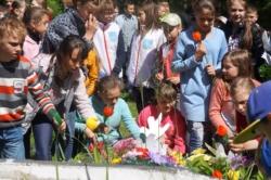 В День памяти и скорби в Максатихе состоялся митинг