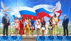 Выпускники окончившие школу с золотой медалью