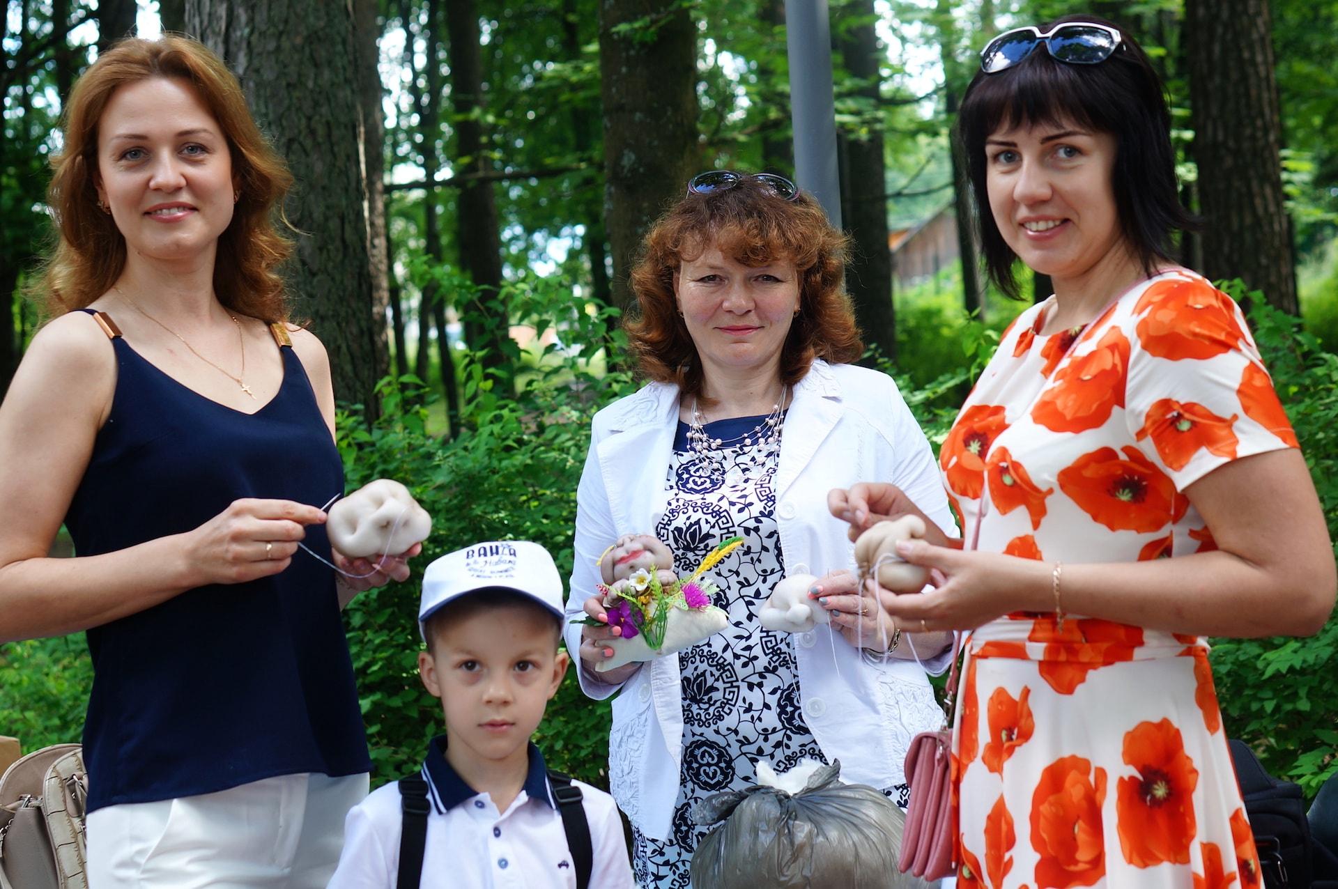 День посёлка Максатиха и Максатихинского района в 2017 году