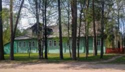 Здание военного комиссариата Максатихинского района