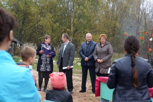 В деревне Ново-Пхово Малышевского сельского поселения проведена модернизация системы водоснабжения