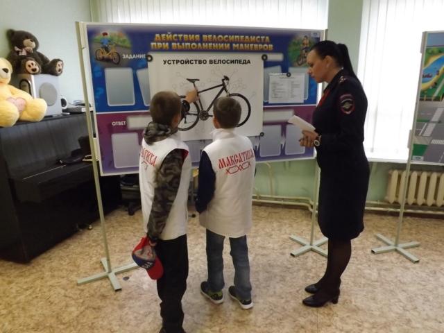 Конкурс юных инспекторов дорожного движения «Безопасное колесо»
