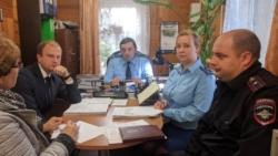 Совещание в прокуратуре Максатихинского района