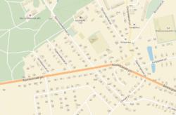 На Колхозной улице посёлка Максатиха сбили пешехода