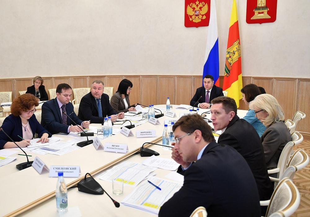 В Тверской области идёт формирование программы газификации на 2018 год