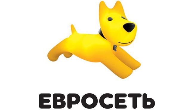 Евросеть логотип