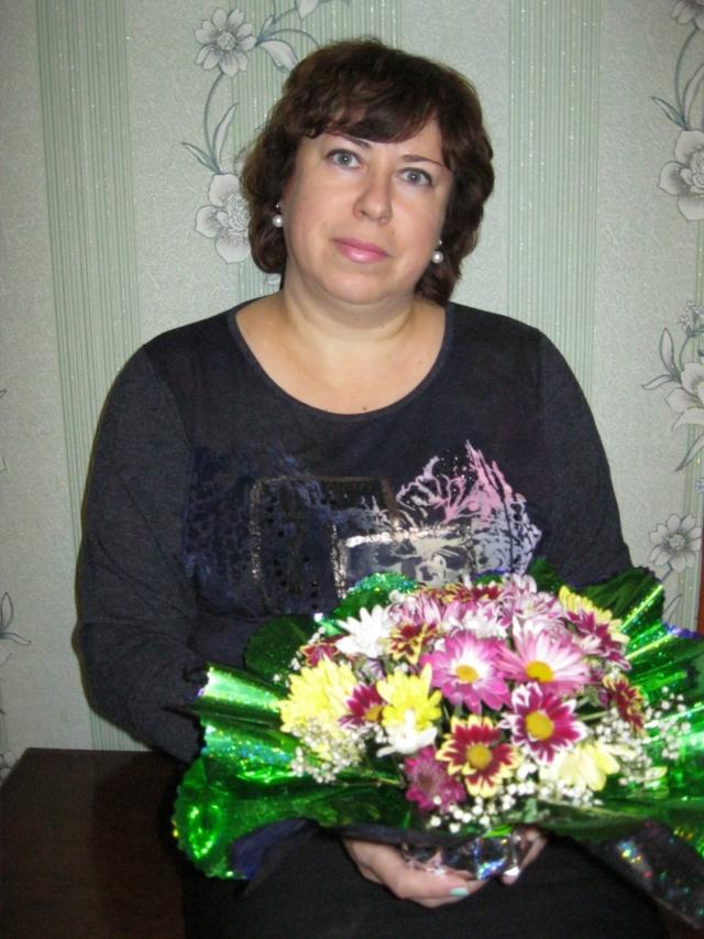 Директор Каменской сельской библиотеки Бойкова Татьяна Анатольевна