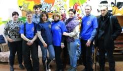 Максатихинские волонтёры поисково-спасательного отряда «Сова»