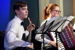 Молодёжь Максатихинского района принимает участие в проекте «Молодые дарования Тверского края»