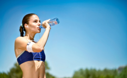 Нужна ли спортсменам водородная вода