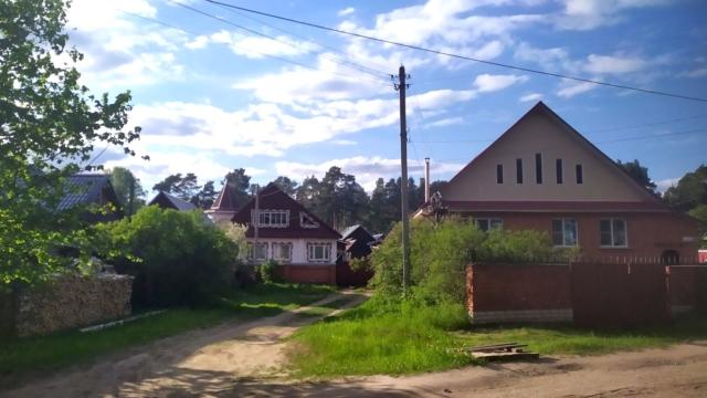 Улица имени Василенкова посёлка Максатиха